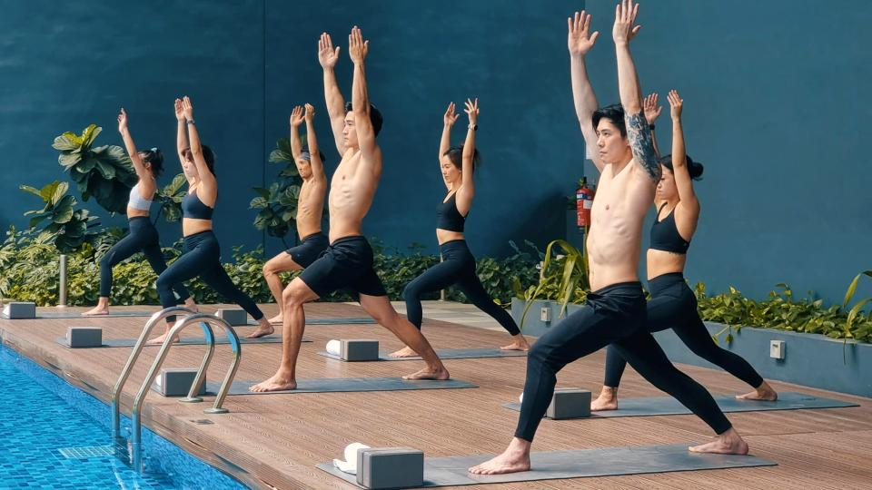 Fitness Classes and Workouts in Singapore